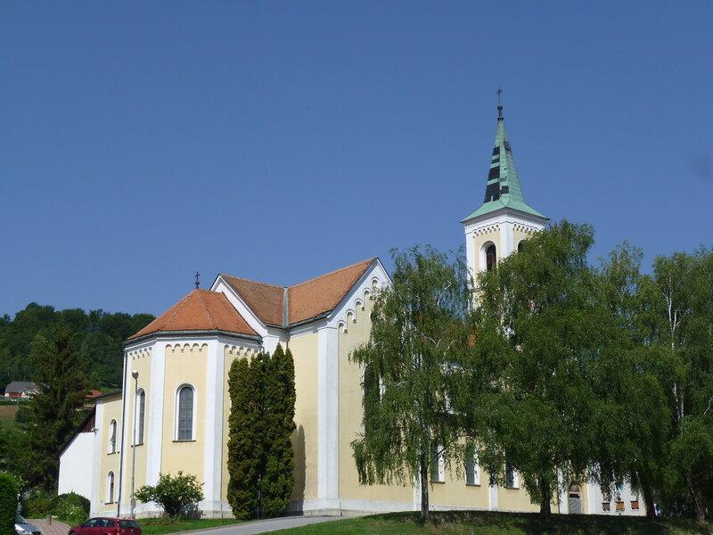 Церковь Св.Крижа, т.е.Св.Креста