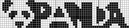 Схема фенечки панда - Делаем фенечки своими руками.