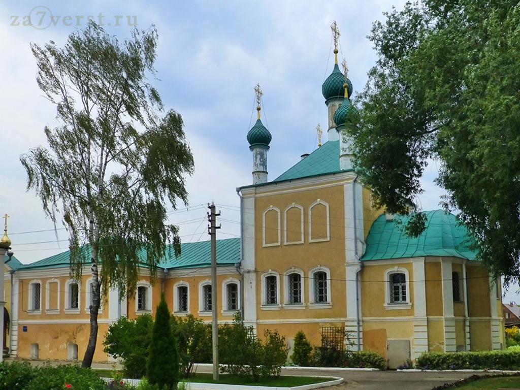 Переславский Никольский женский монастырь