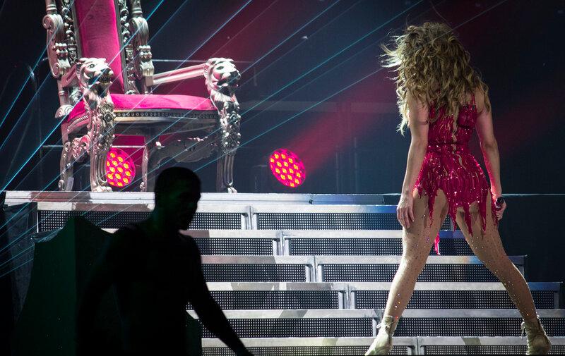 J Lo в Минске