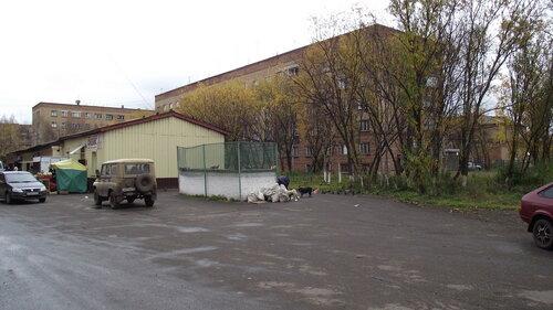 Фото города Инта №1762  Горького 7а и 5а 18.09.2012_13:50