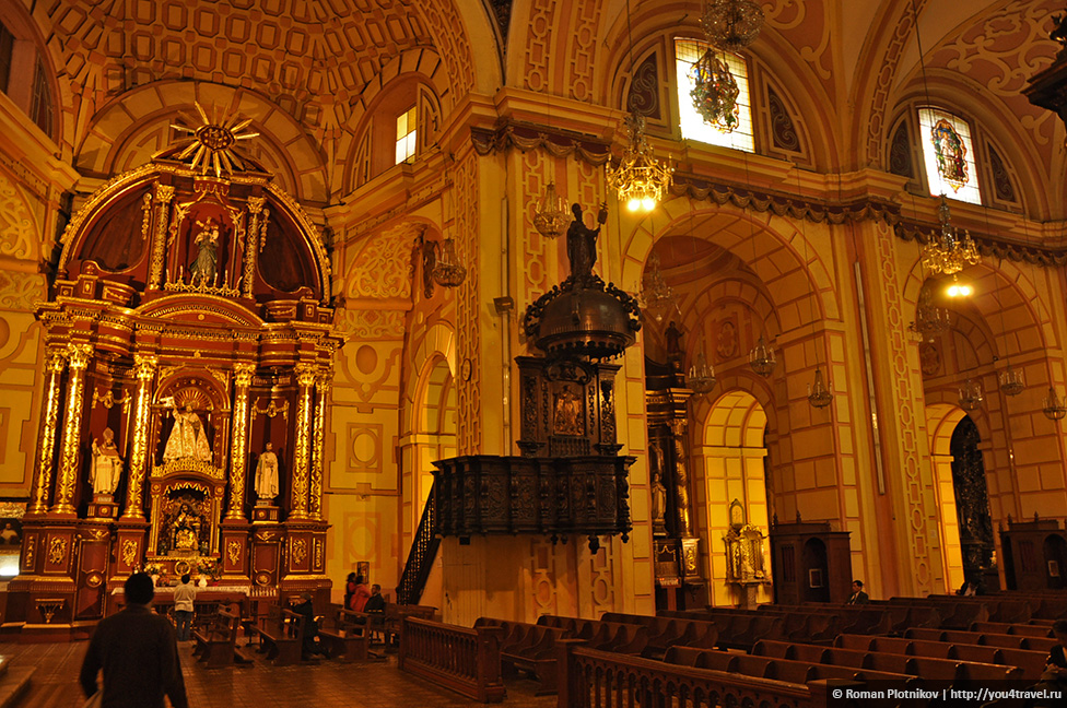 0 160cf0 e1aa588e orig Пасмурный мегаполис Лима   столица Перу