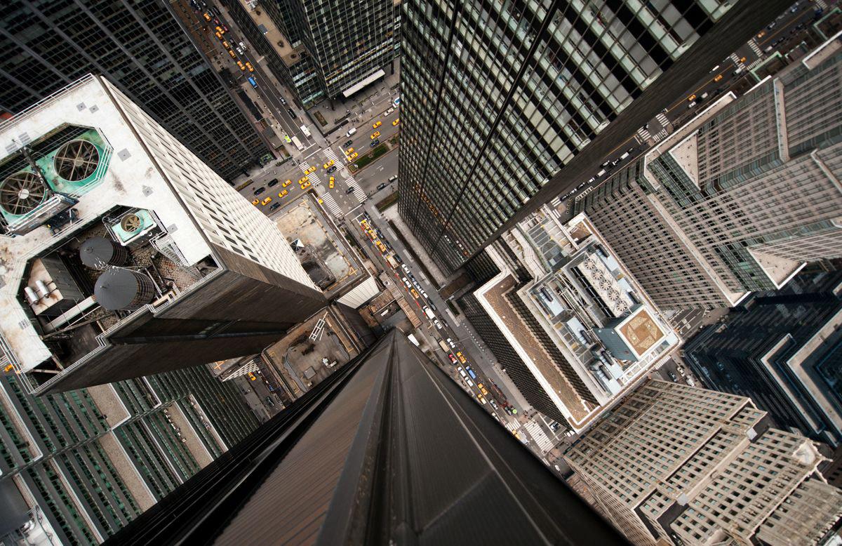 3. Парк-авеню — одна из главных магистралей, пересекающих Манхэттен с севера на юг.