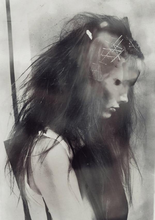 Призрачные художественные нецифровые фотографии Паулины Отилье Сурис (Paulina Otylie Surys)