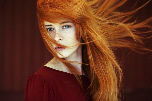 Портреты с красивым освещением