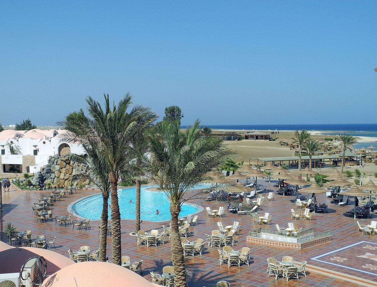 Марса Алам, Эль Кусейр, Shams Alam Resort 4*
