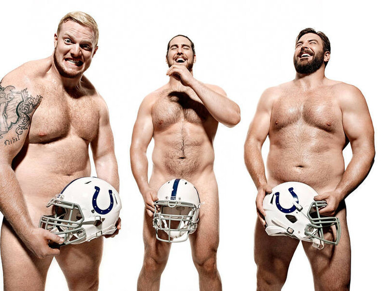 Команда «Indianapolis Colts» - американский футбол