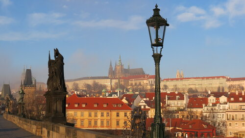 Charles Bridge,Karluv Most,Praha,Prague