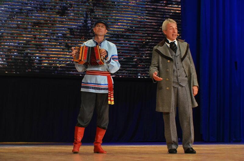 130-летие Радищевского музея, филармония им.Шнитке, 24 июня 2015 года