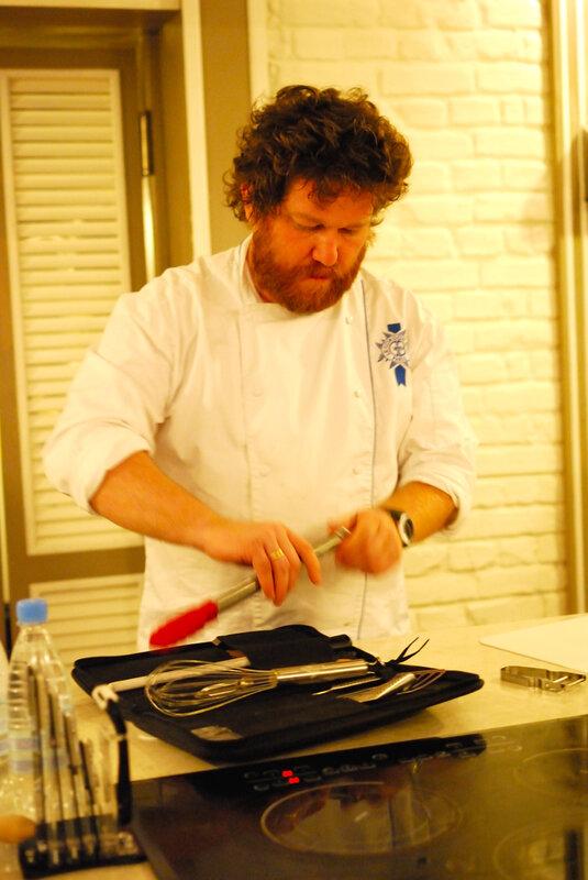 Открытие кулинарной студии Compote