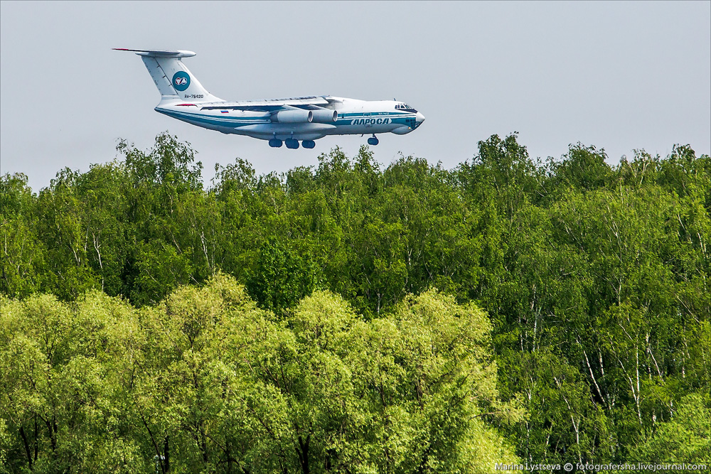 Avión de carga y transporte militar Ilyushin IL-76MD-90A (IL-476) 0_d8a32_41cfb21c_orig
