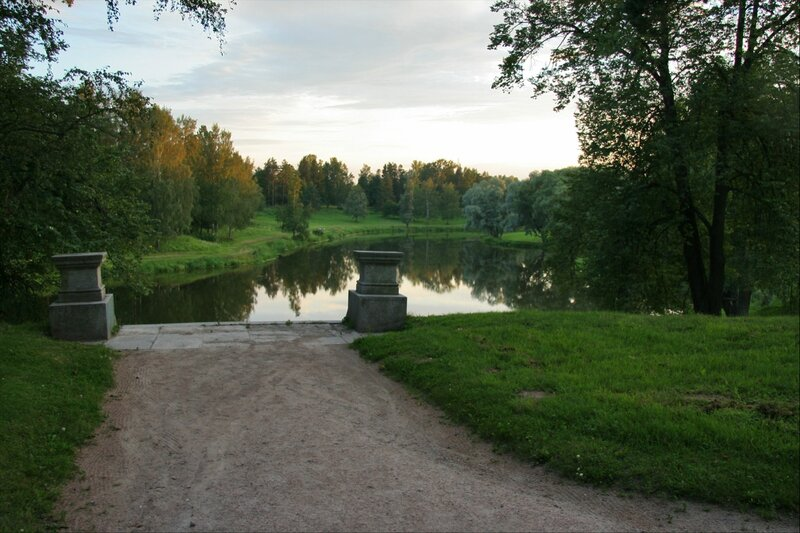 Павловск, Мариентальский пруд