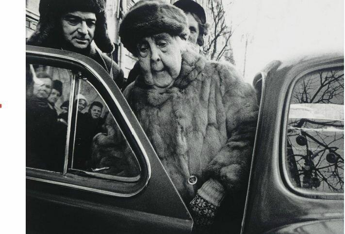 William Klein (1928). . А. Яблочкина, 1960