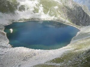 Черное Муруджинское озеро, 01.09.2012