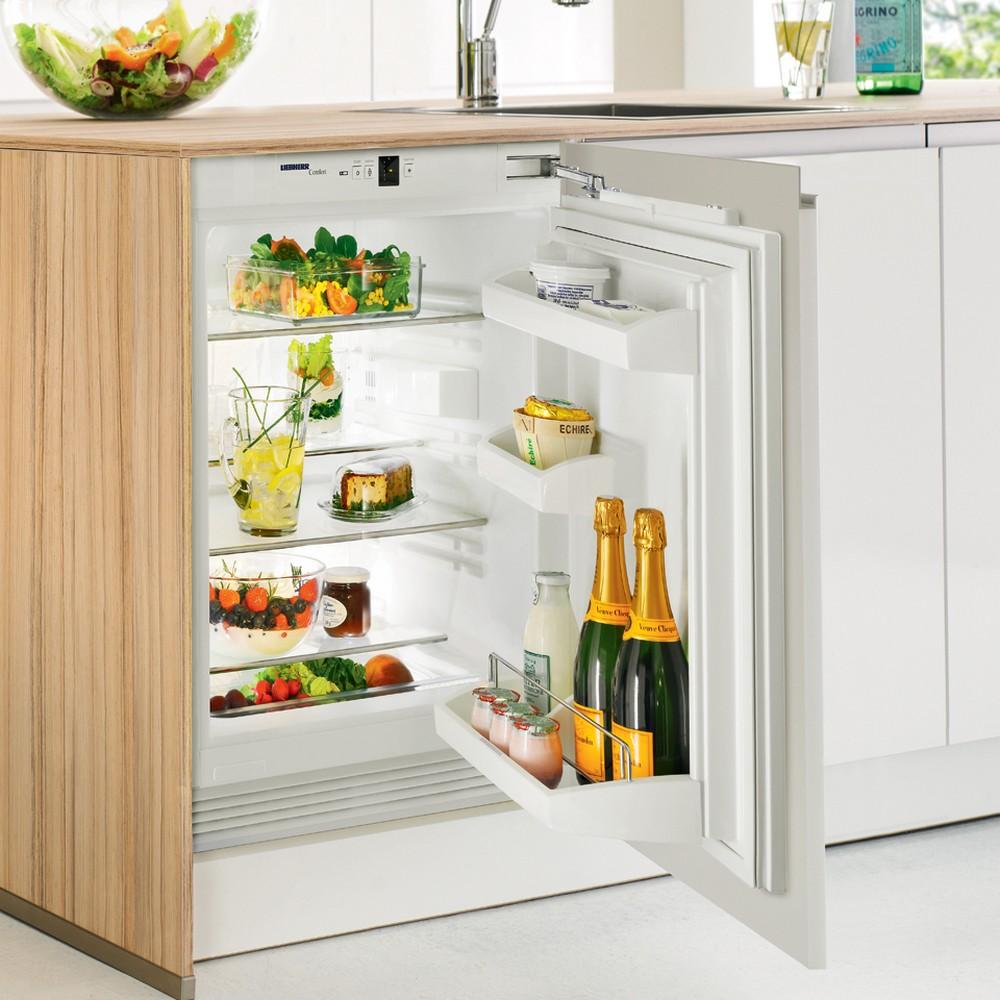маленькие встраиваемые холодильники под столешницу - кухонный дизайн - Краснодар