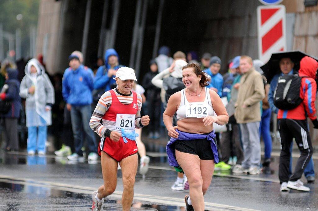 32-й Московский Международный марафон мира