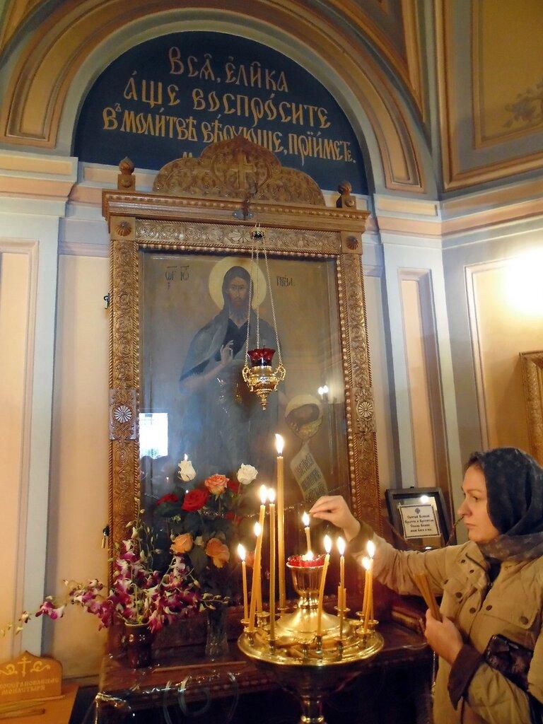 Москва, Иоанно-Предтеченский монастырь, 11 сент. 2012 г.