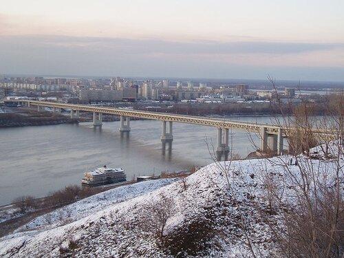 В тему: на форуме Нижнего Новгорода прочитала сравнение стоимости строительства метромоста в НН и самого высокого...