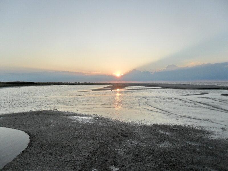 Вечер у моря, сентябрь 2012