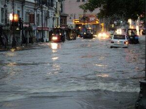 На Приморье движется тайфун Халонг: объявлено штормовое предупреждение
