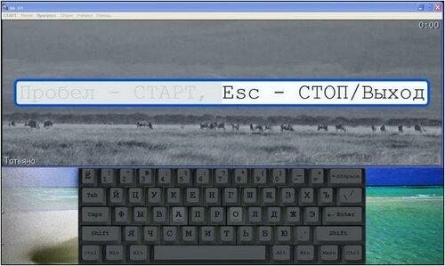 Клавиатурный тренажёр Stamina
