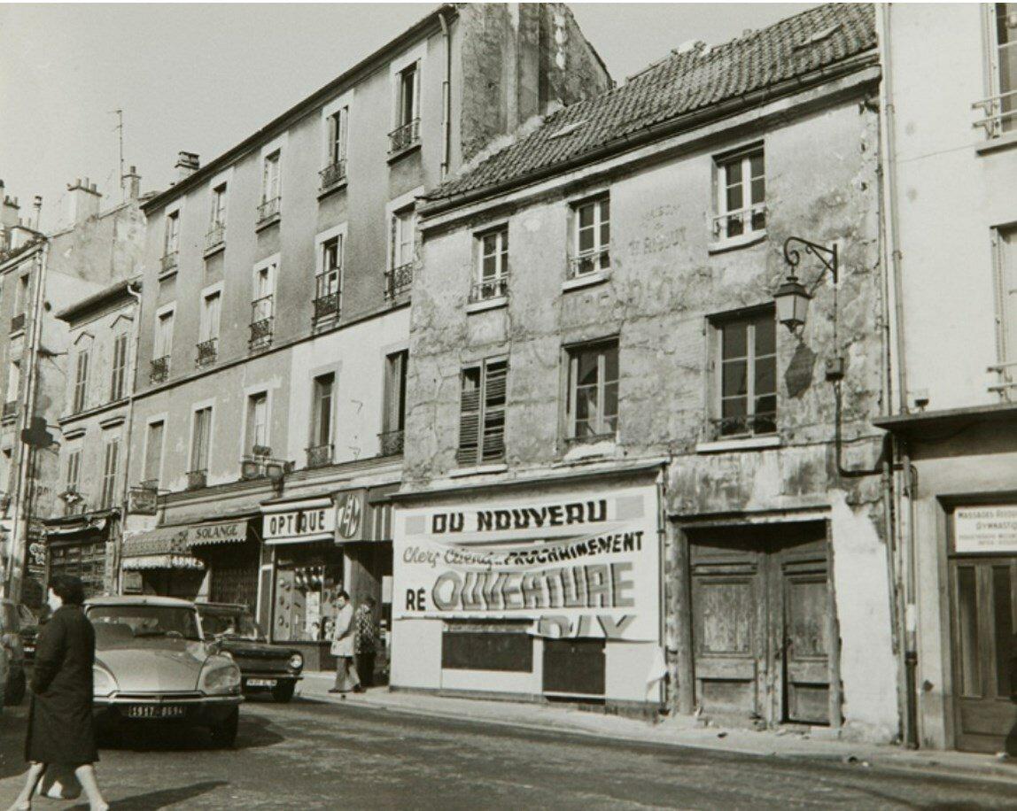 1965. Во французском городке