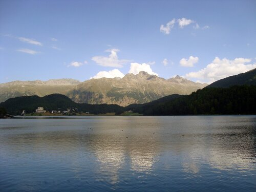 St. Moritzersee (Switzerland)