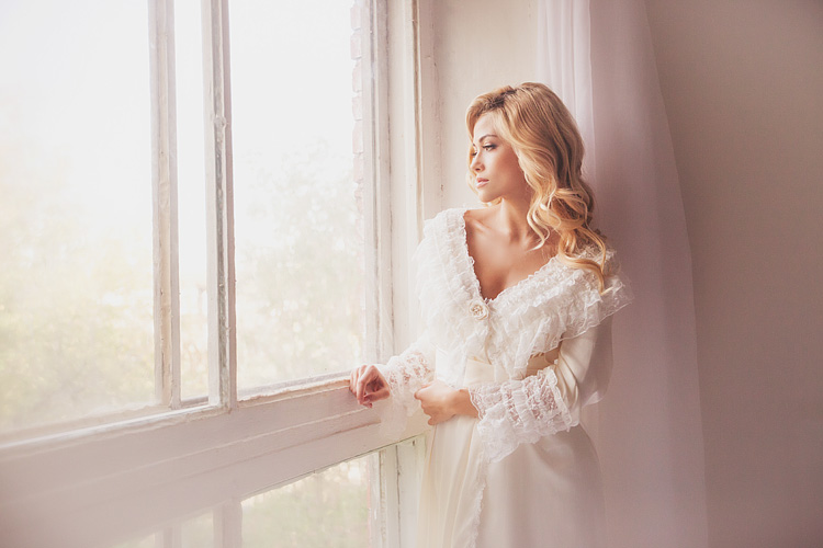 Самое чувственное утро невесты