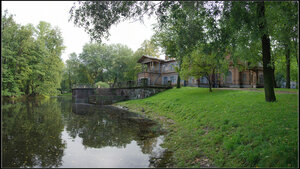 Санкт-Петербург.  Лопухинский сад. Сентябрь 2012.