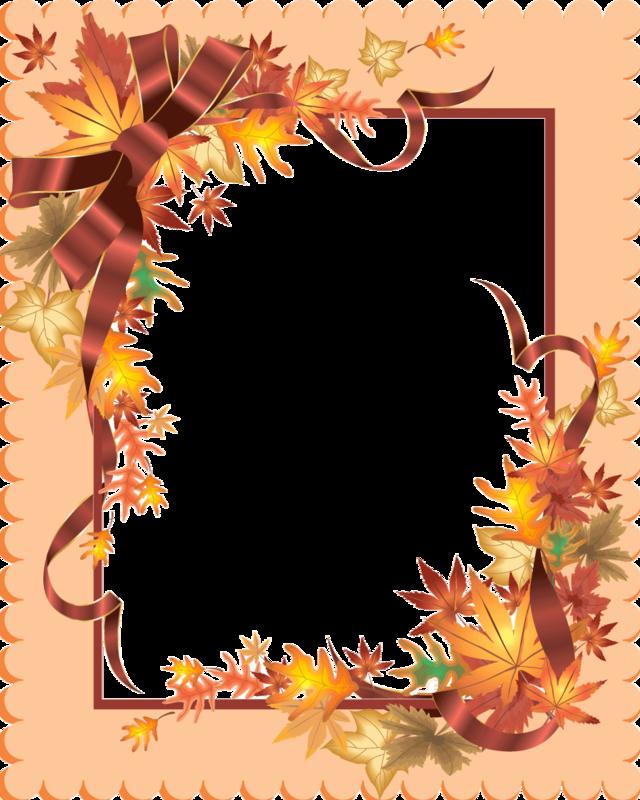papier à lettre d'automne
