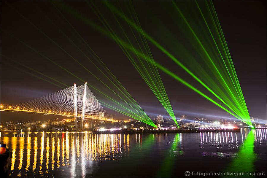 Мультимедийное шоу во Владивостоке