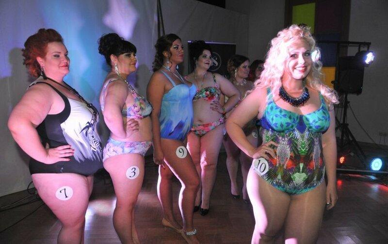 Конкурс красоты для толстушек: «Северная Аврора»