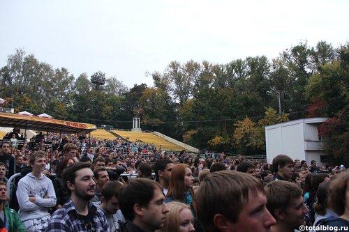 Концерт Noize MC в Зеленом театре
