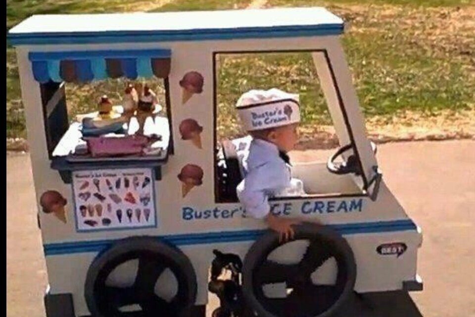 Мороженщик Джо