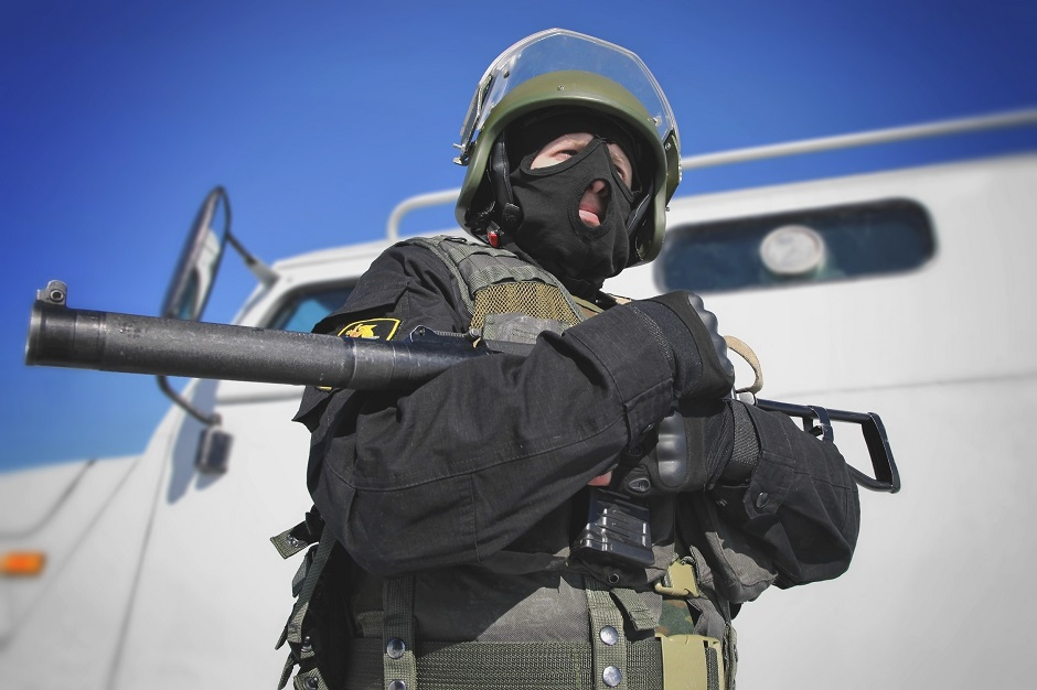 День спецназа МВД России
