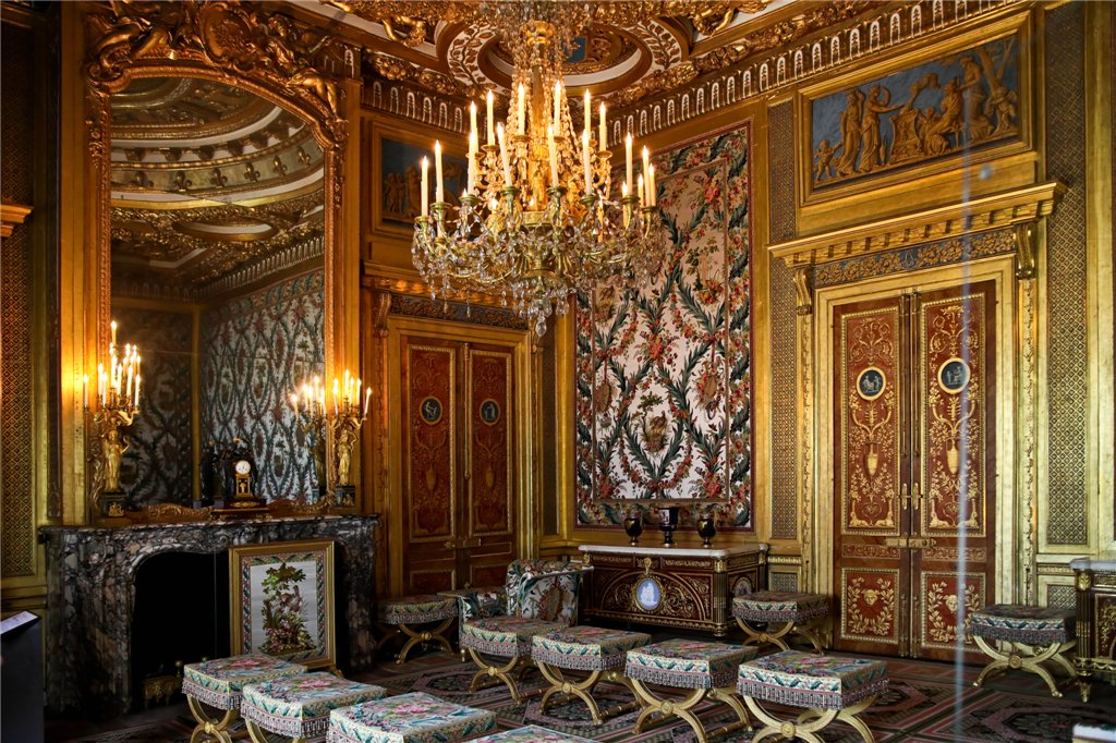Фото версаля интерьеры