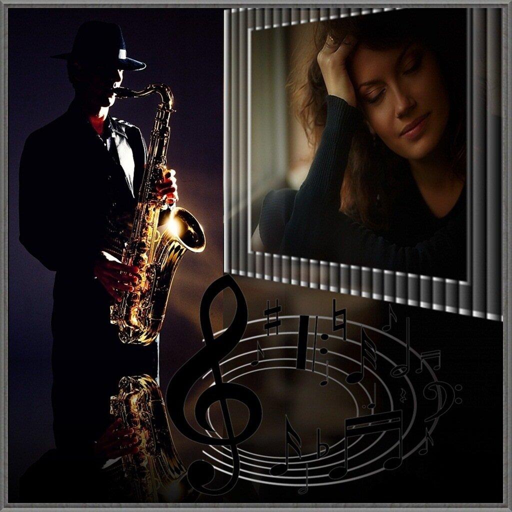 Саксофон блюз слушать 18 фотография