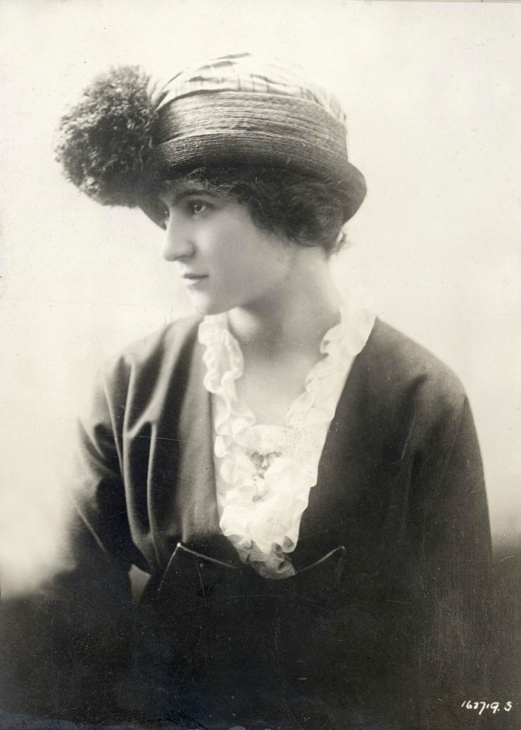0 6f5aa 34aab214 orig Женские шляпки 1913   1915 годов
