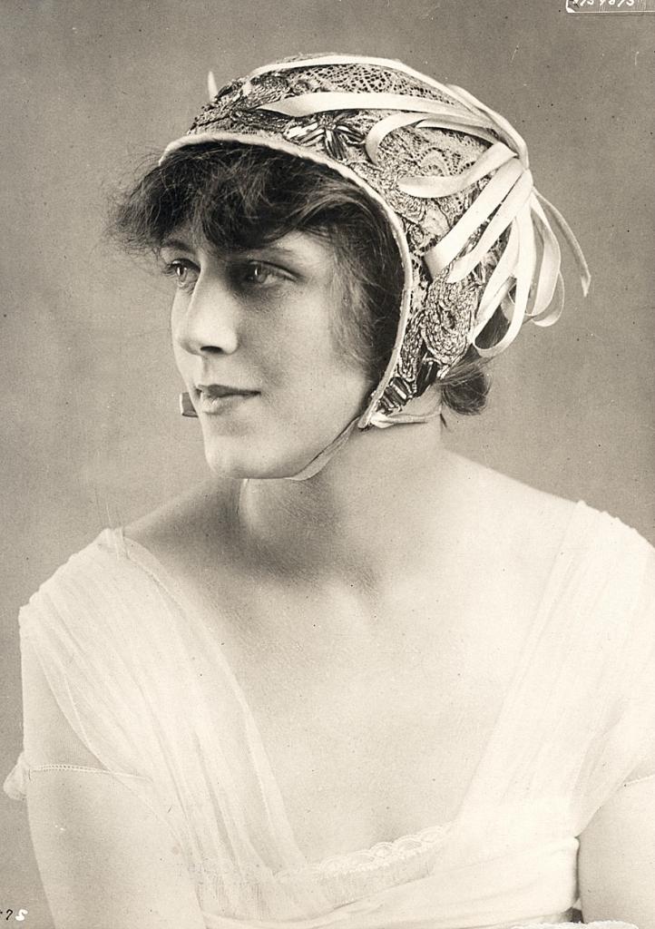 0 6f5b5 454665d0 orig Женские шляпки 1913   1915 годов