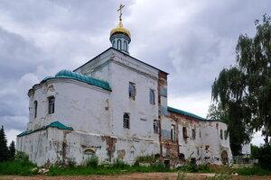 Собор Воскресения Христова, Казанский Воскресенский Новоиерусалимский мужской монастырь