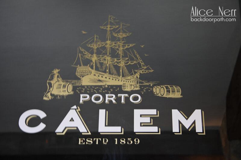 Calem - один из производителей португальского портвейна