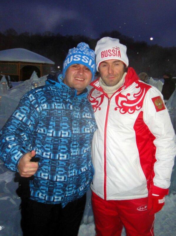 Поздравляю Андрея Малахова с Днем рождения