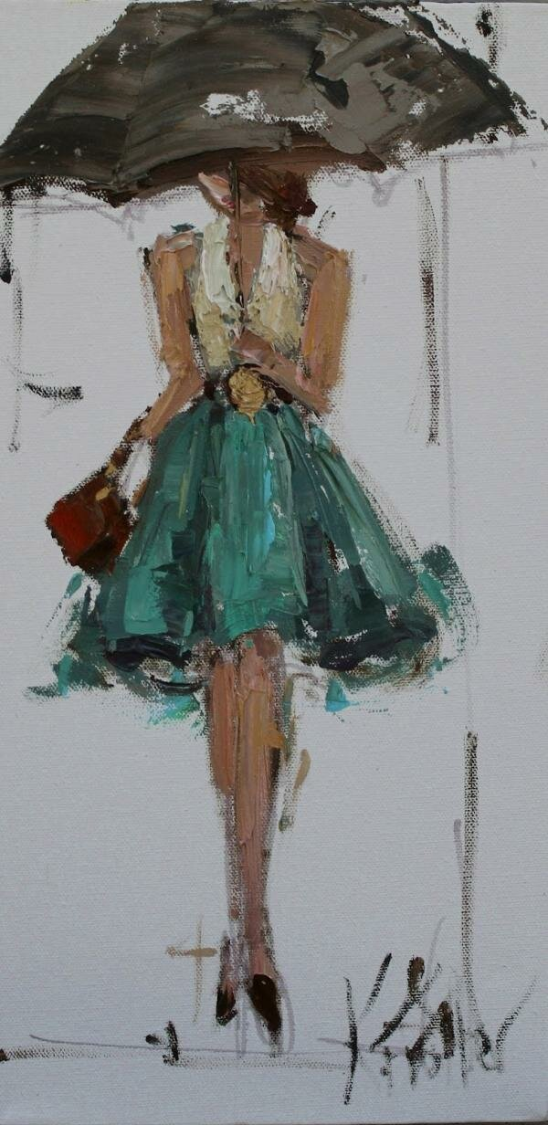 Модные женщины. Kathryn Trotter 5