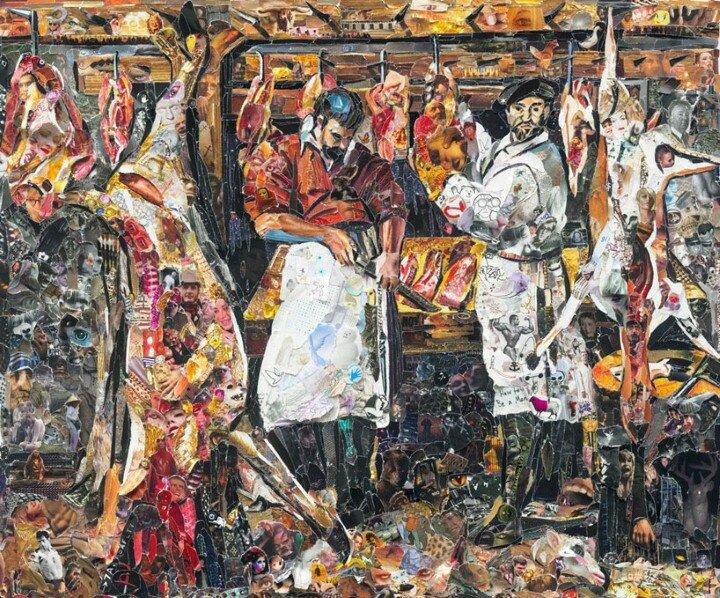 Vik Muniz. Современный художник 7