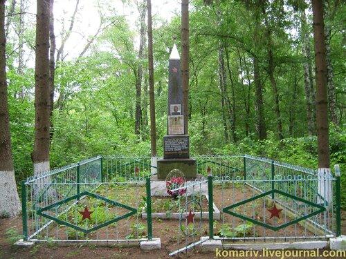 Ставка Геринга. Партизанские могилы. (Украина) 0_87d94_237d3ecd_L