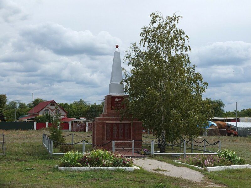 Хворостянский, Безенчукский районы 152.JPG