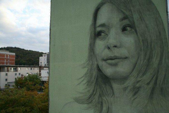Уличное искусство. Jorge Rodriguez-Gerada 9