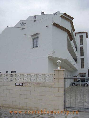 апартаменты в Дении, Denia, Дения, Коста Бланка, Квартира от банка, CostablancaVIP,  Недвижимость в Испании, Испания. Аликанте, залоговая квартира