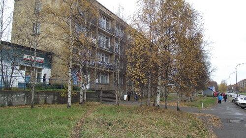 Фото города Инта №1629  Мира 22а от дороги 18.09.2012_12:17