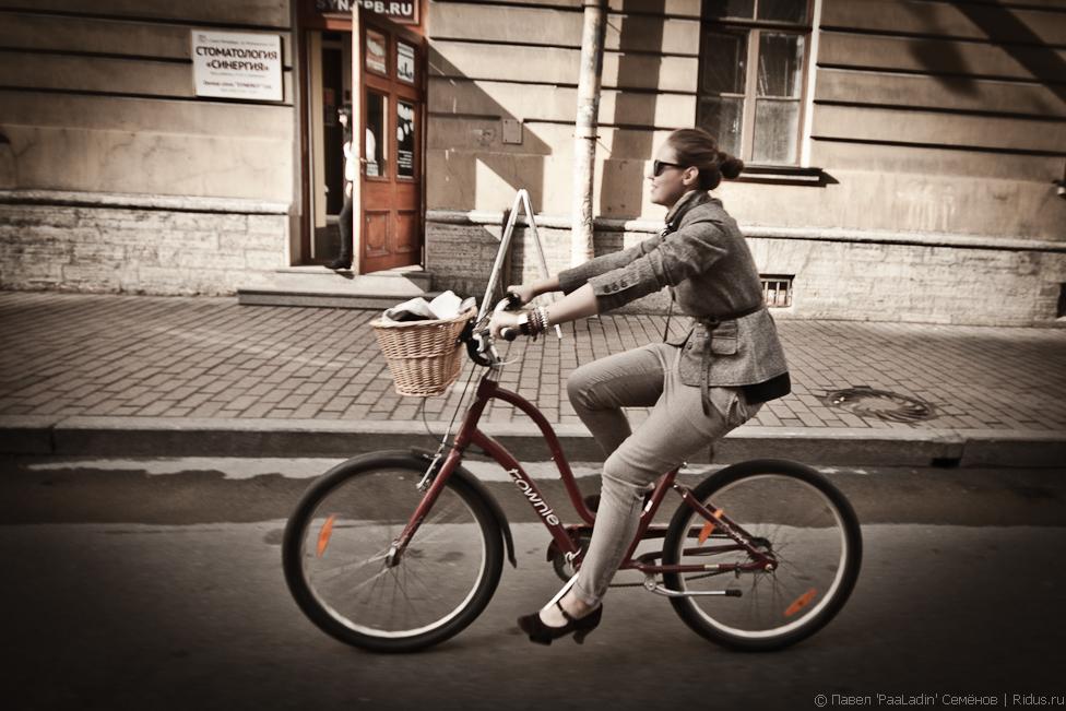 Твидран вПетербурге. Фото: Павел «PaaLadin» Семёнов |Ridus.ru